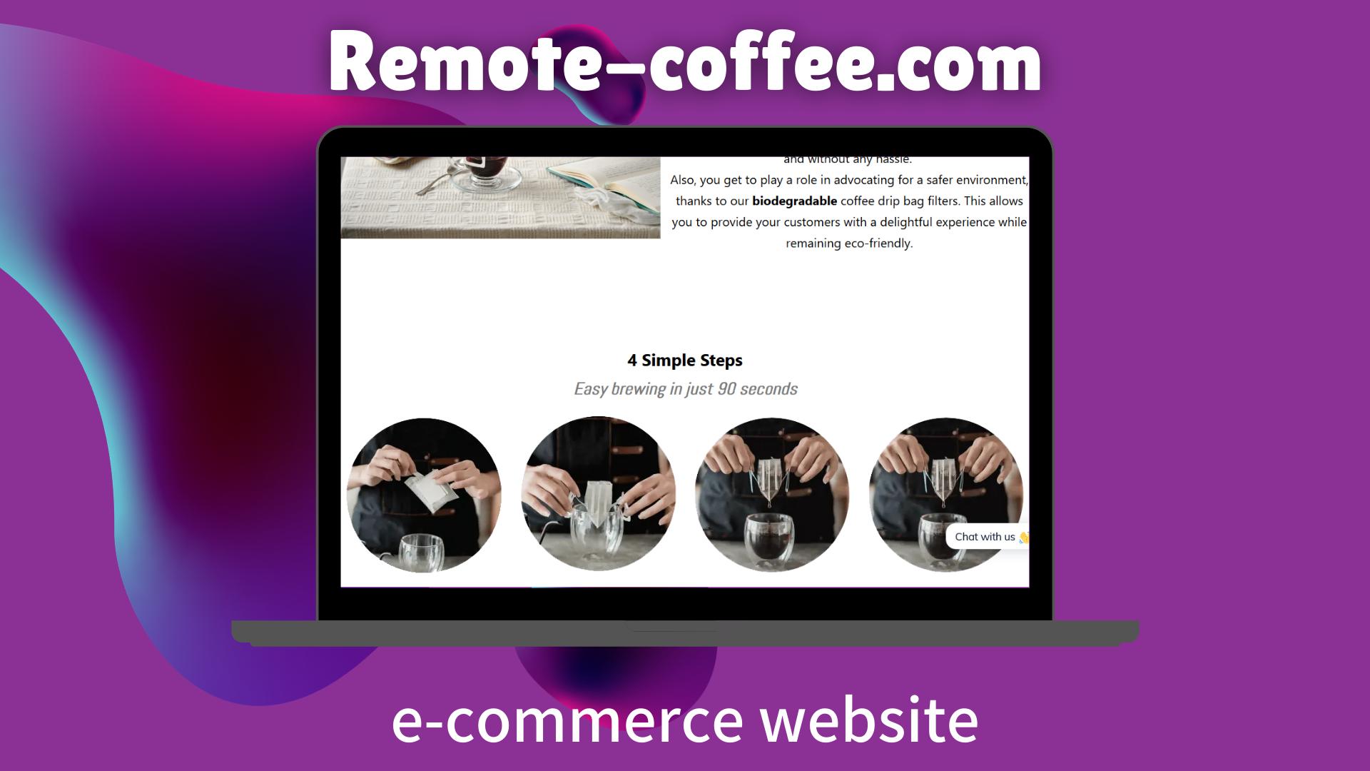 Remote-coffee.com